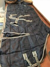 6ft9 Shires Chillcheeta 200g Stable Rug -P