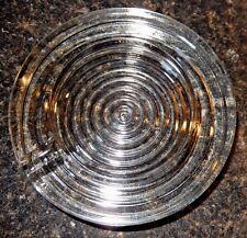 Viking Art Glass USA Retro Modern Ashtray