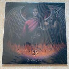 ACHERONTAS Faustian Ethos LP BLACK VINYL