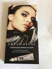 Urban Decay Eyeshadow Primer Potion SAMPLE Card ORIGINAL SIN EDEN ANTI-AGING
