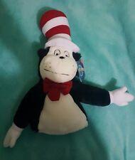 """Universal Studios TM & DR.Seuss Enterprises Cat In The Hat 14"""" Hand Puppet (105)"""