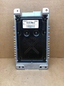 2003-2006 GM CHEVY BOSE Amplifier Silverado Tahoe Yukon Sierra Amp OEM 10394517