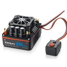 Hobbywing XERUN XR8 Plus Sensored Brushless ESC Speed Controller 150A For 1/8