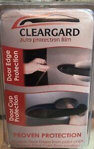 3M Scotchgard Paint Protection Film Door Cup & Door Edge Kit Clear Urethane