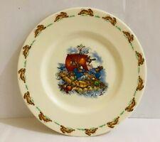 1936 Tableware Ltd Royal Doulton Bunnykin'S Bread/Butter Plate