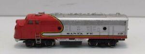 Bachmann 4646 N Scale Santa Fe #215 Diesel Locomotive