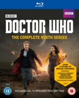 Doctor Who Serie 9 Blu-Ray Nuovo (BBCBD0327)