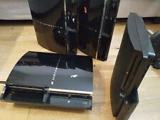 4x Sony PS3 KOnsole 1x SLIM + 3x FAT 60GB C04 mit Card Reader ! DEFEKT !