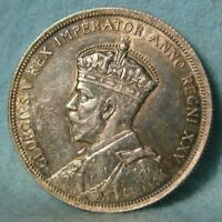 1935 Canada Silver $1 Dollar Crown High Grade * Canadian Coin #4228