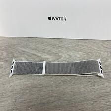 Genuine Apple Watch Strap Sport loop - Seashell - 38/40/41mm | Series 1-7 + SE