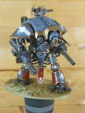 PLASTIC WARHAMMER IMPERIAL KNIGHT WELL PAINTED (L.)