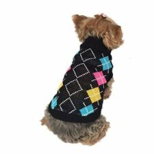 Ropa y calzado abrigo color principal negro para perros