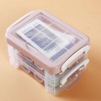 Durable Sewing Box Travel Sewing Kit Needle Thread Threader Tape Popular Novel