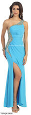 SALE EVENING PROM DRESS STRETCHY PAGEANT SPECIAL OCCASION PARTY GOWN UNDER $100