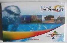 Equipe Complète ILLES BALEARS 2005, Paquet non ouvert, 26 Cartes Cyclisme