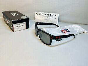 New Oakley Kansas City Chiefs Holbrook™ - Matte Black - Prizm Black Sunglasses