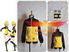 Vocaloid Hatsune Miku Project DIVA F LEN Sportswear Cosplay Costume