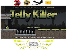 Jelly Killer PC & Mac Digital STEAM KEY - Region free