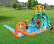 Inflatable Water Slide Bounce House Wall Climber Jumper Kids Party Pool Bouncer