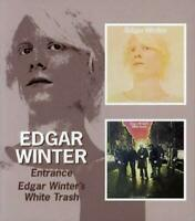 Edgar Winter ‎- Entrance / Edgar Winter's White Trash (2005)  2CD NEW SPEEDYPOST