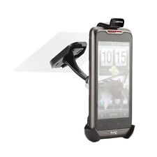 Window Mount Universal for Smartphones, Black 360° Swivel by Griffin GC22054