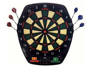 Tapiro LED-Dartscheibe | Dart | Dartboard | Dartspiel | Pfeile | Wurfspiel Profi