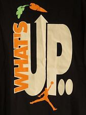 JORDAN VII 7 Hare What's Up Tank Top T-Shirt Size L NEW NWT 666291-010