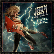 IRON SPELL-Electric conjuring CD Riot, Judas Priest, Mercyful Fate, Iron Maiden
