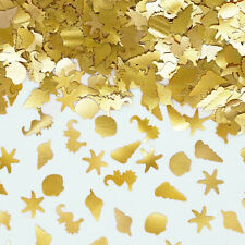 Natural Gold Fantasy Ocean GMO Nuts Gluten Sugar Free Edible Glitter