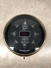 Maximum Merlin Brass Wind Speed & Direction Anemometer