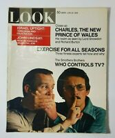 1969 Look Magazine - Smothers Bothers Photo .50¢ cover - June