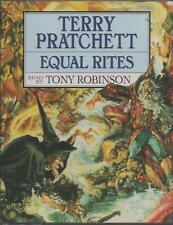 EQUAL RITES (Discworld 3) by Terry Pratchett ~ 2-Cassette Audiobook