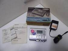 Sony Ic integrated cassette recorder Tcm-Ic100 with box free shipping