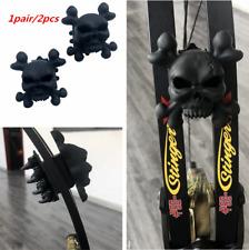 Skull Archery Compound Bow Stabilizer Silencer Limb Damper Shock Absorber 2pcs