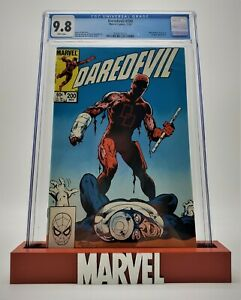 Daredevil #200, CGC 9.8 1983 White Pages By Denny O'Neil and Art by William John