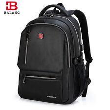 Waterproof Oxford Rucksack College Notebook knapsack Laptop Backpack School Bags