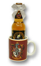 Harry Potter Grifondoro Cresta Tazza con una bottiglia di birra Butterscotch