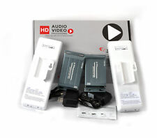 Up to 300M, Wireless New MiraBox  HDMI Extender Over IP Converter With L/R Audio