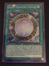 YU-GI-OH 1X Dark Magical Circle - TDIL-EN057 - Secret NM/M