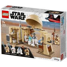 Lego Star Wars Obi-Wan's Hut Building Set - 75270