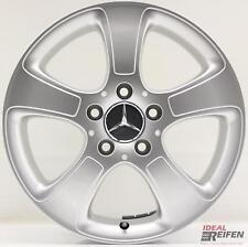 4 Originale Mercedes Classe a B A169 Cerchi in Lega 6x16 ET46 A1694011002/2