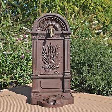 CLGarden® Standbrunnen Wasserzapfstelle WZS6 Gartenbrunnen Wandbrunnen Antik Des