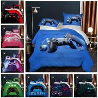 Game Handle Comforter Set Video Game Comforter Set Boys Teens Twin Full Queen