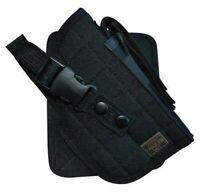 T-Gear Tactical Pistol MOLLE DLX Holster CROSS-DRAW Holster RH Duty Hunt BLK