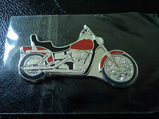 Somalia 2007 $1 Dollar Orange Motorbike Motor Cycle Bike Design Shaped Coin Gift