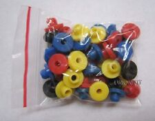 One Bag Tattoo Machines Tattoos Equipment protection rubber ring tips tatoo kit