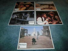SILVERADO(1985)DANNY GLOVER LOT OF 7 DIFF LOBBY CARDS