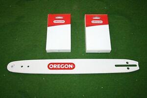 40 cm Oregon Schwert + 2 Ketten für McCulloch CS 350, CS 380, CS 390, CS 390+