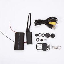 HD 1080P DIY Module SPY Hidden Camera Video MINI DV DVR+Remote Control New