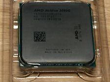 AMD Athlon 3000G Processor, 2 Core,Socket AM4, Radeon Vega 3 Graphics, USED